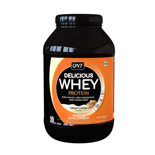Delicious Whey Protein Powder MIX FLAVOUR 908g